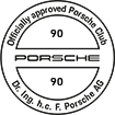 Officially approved Porsche Club 90